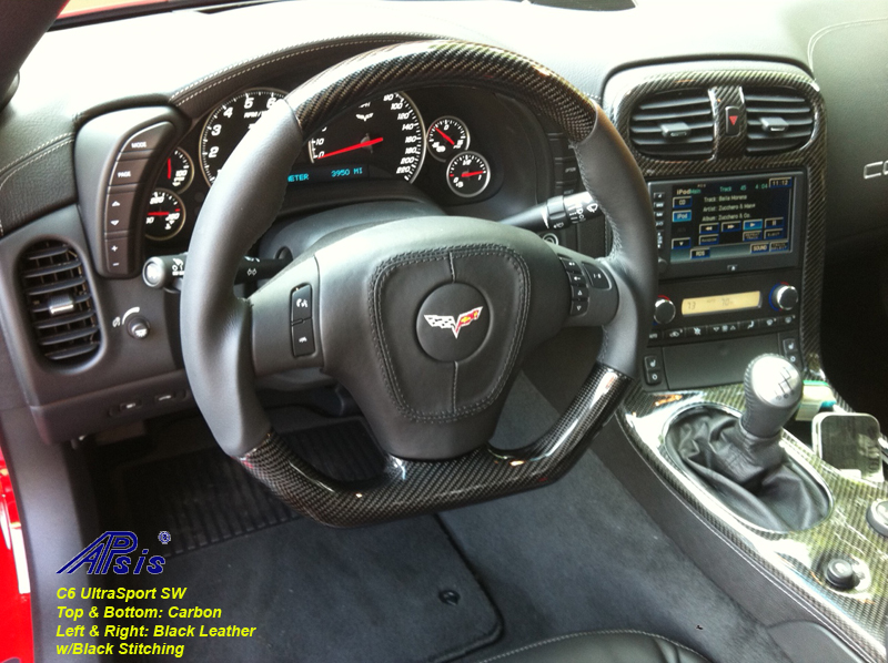 C6 steering wheel on a C5? - CorvetteForum - Chevrolet