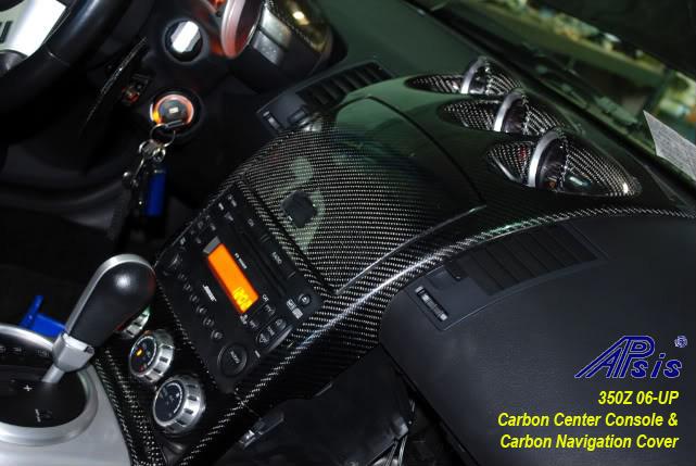 Nissan 350Z 02 UP In Black Carbon