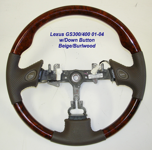 gs400 steering wheel products. Black Bedroom Furniture Sets. Home Design Ideas